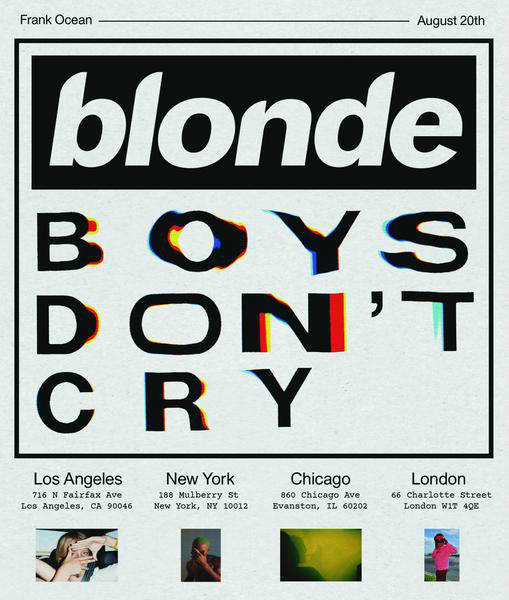 marketing discografico magazine blonde