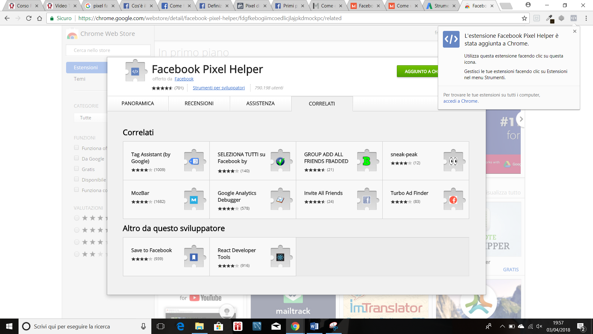 facebook-helper-chrome-extension
