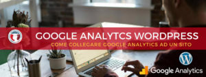 Google Analytics WordPress IMG EVIDENZA