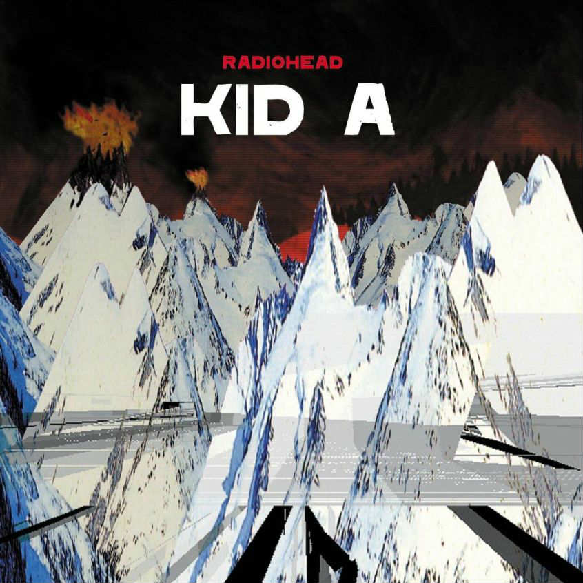 marketing discografico Radiohead Kid A
