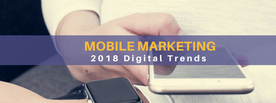 Corso Base Di Marketing, Digital Trends 2018, Digital Marketing Trends, Digital Marketing