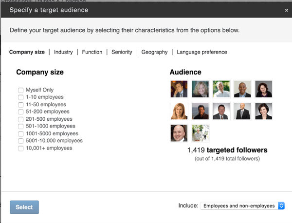 Social Media Analytics Tools LinkedIn Analytics Followers