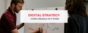 digital strategy - come crearla in 11 pasi [mini guida]