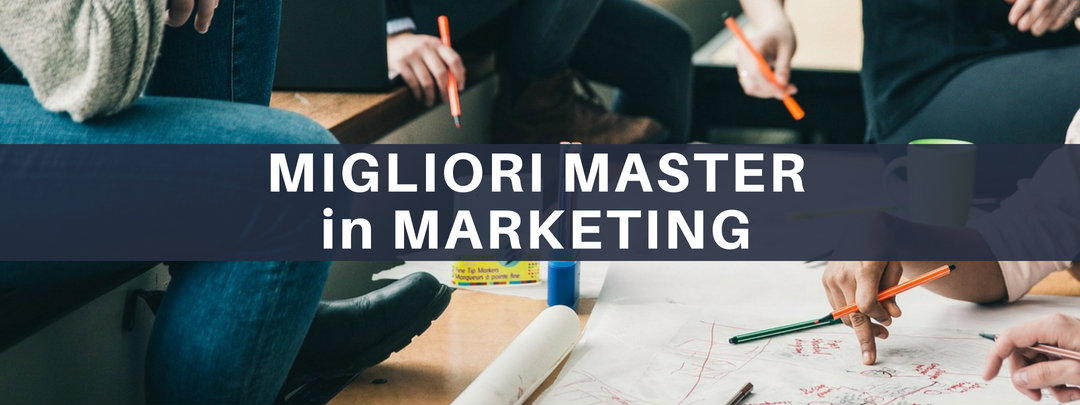 Migliori master in marketing