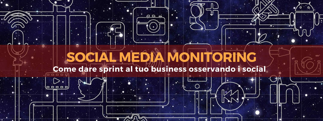 social media monitoring evidenza