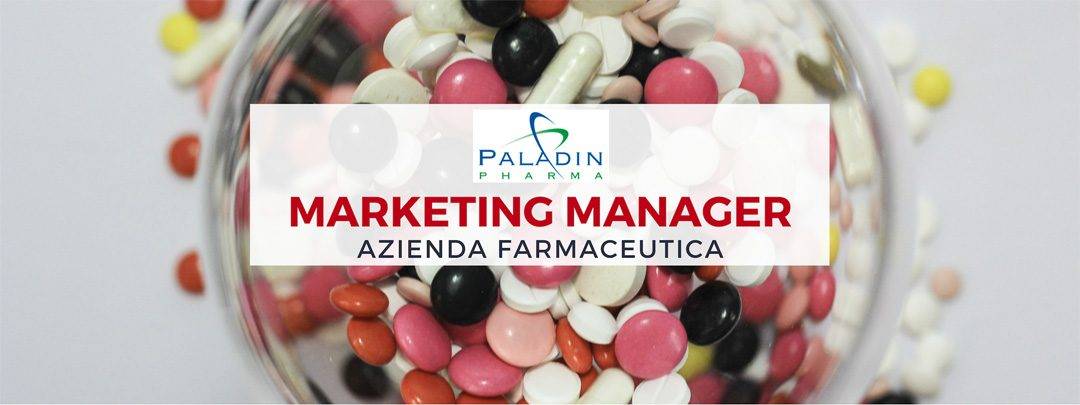 Il Marketing Manager in aziende farmaceutiche