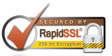 Badge RapidSSL partner