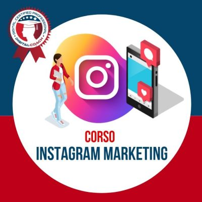 Corso Instagram Marketing cover