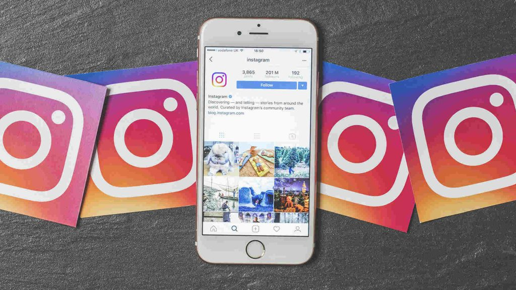pagina aziendale e instagram marketing