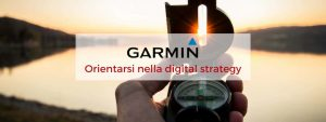 GARMIN digital stratetegy