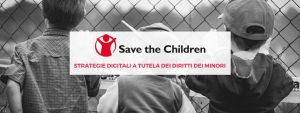 SAVE THE CHILDREN in evidenza
