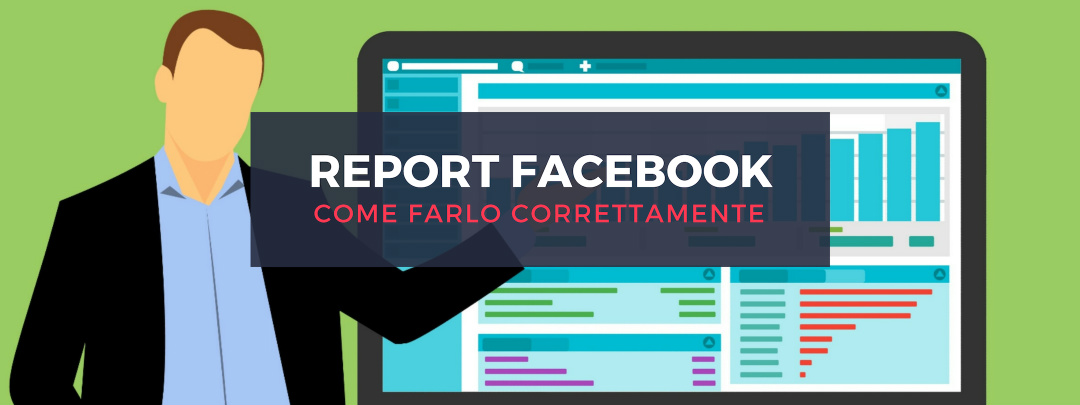 come fare un Report facebook