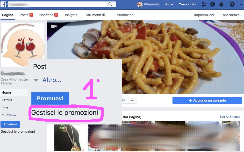 Promoted carousel Pagina FB 1