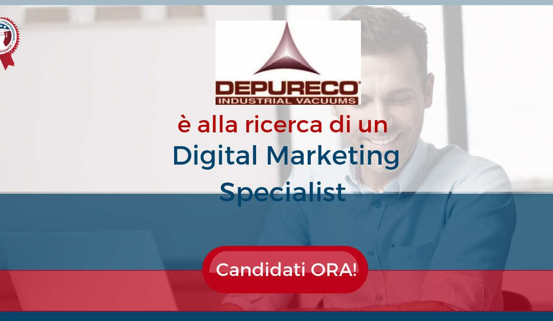 Digital Marketing Specialist – Torino – Depureco