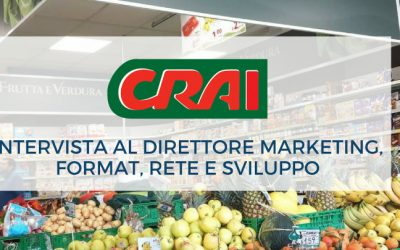 Crai Secom Spa: Intervista al direttore marketing