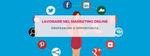 lavorare nel marketing online