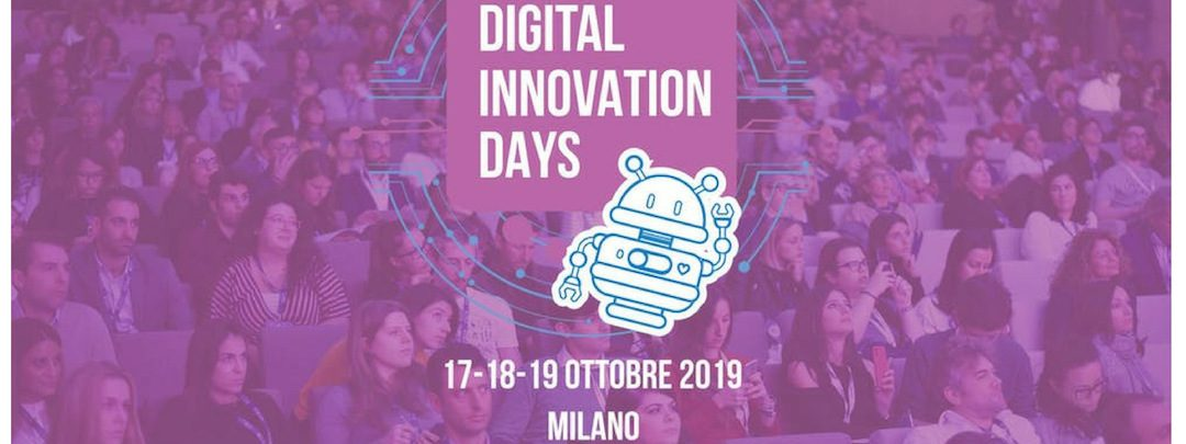 Digital Innovation Days Ottobre 2019