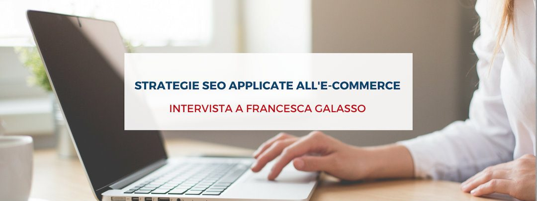Strategie SEO applicate all'e-commerce