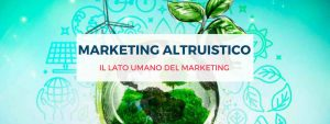 marketing altruistico