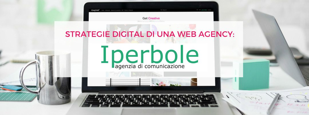 Strategie di una web agency
