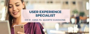 user experience specialist