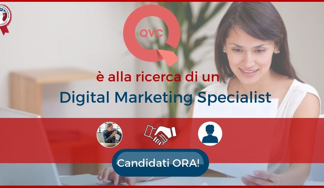 Digital Marketing Specialist - Milano - QVC