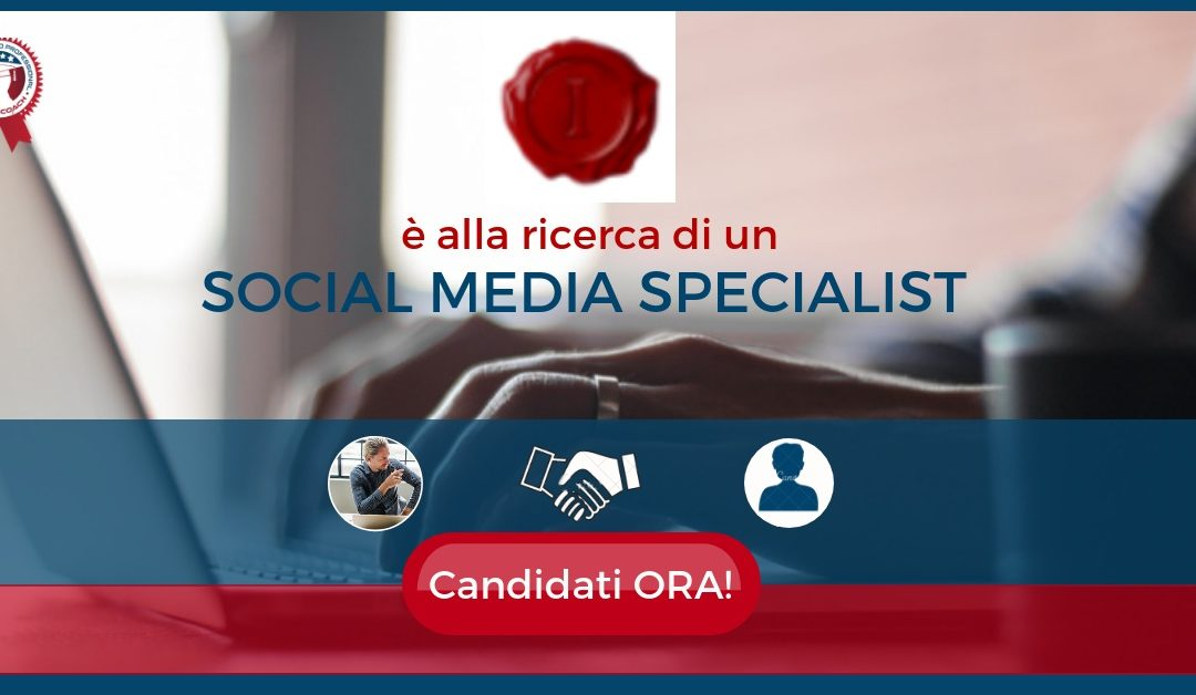 Digital Marketing Specialist – Catania – Influencers
