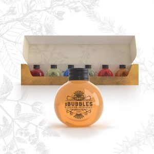 Mr bubbles packaging