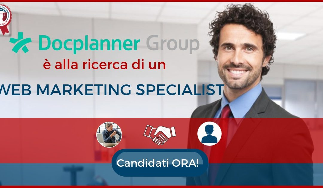 Web Marketing Specialist – Roma – DocPlanner