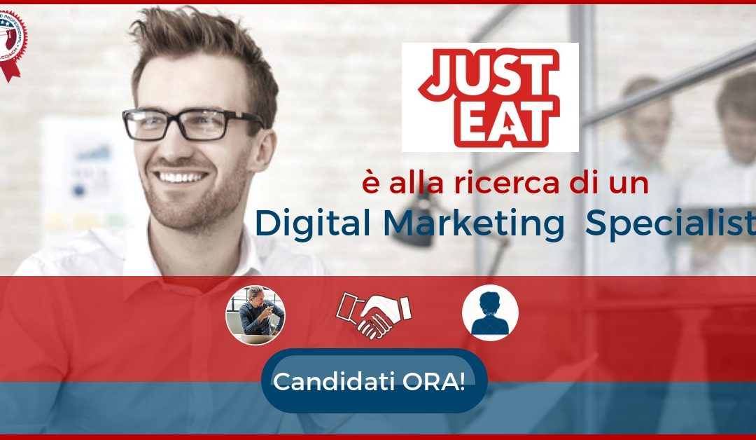 Digital Marketing Specialist - Milano - Just Eat