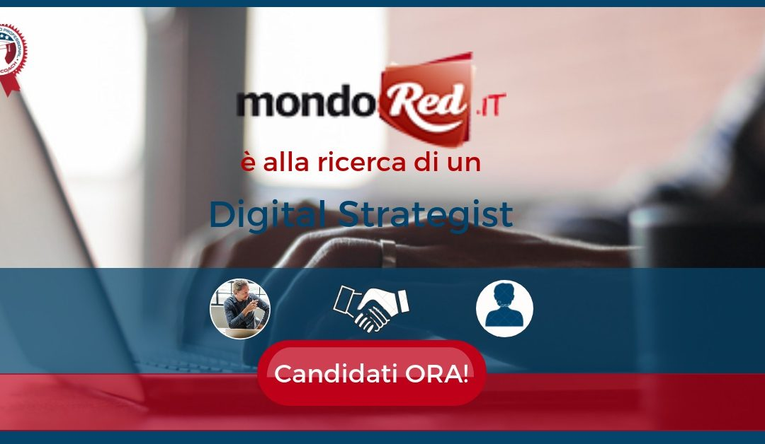 Digital Strategist - Varese - MondoRed