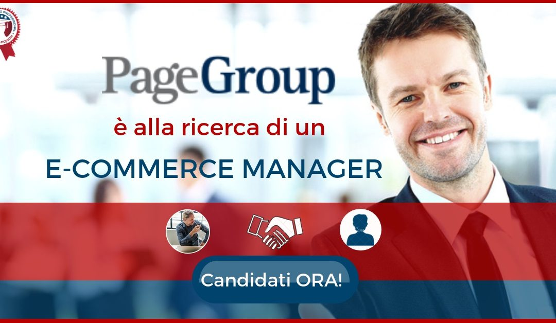 E-commerce Manager – Segrate – Michael Page