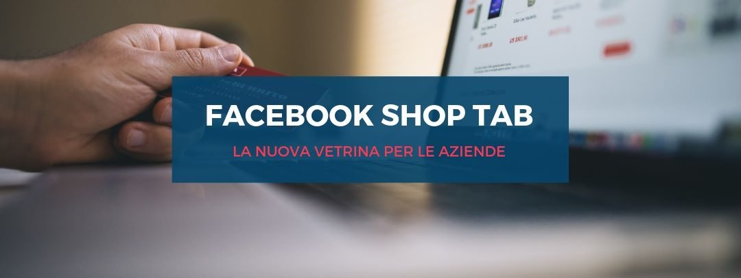 Facebook Shop Tab - evidenza