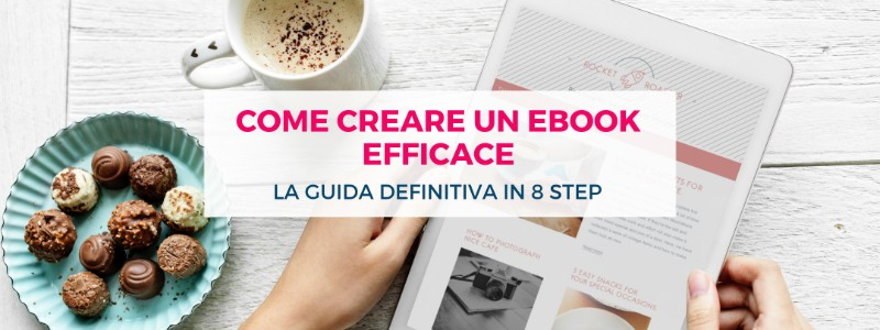 come creare un ebook efficace