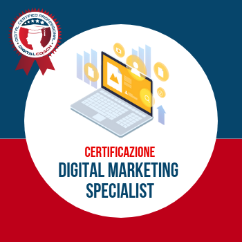 Corso e certificazione Digital Marketing Specialist