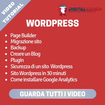 tutorial wordpress digital coach