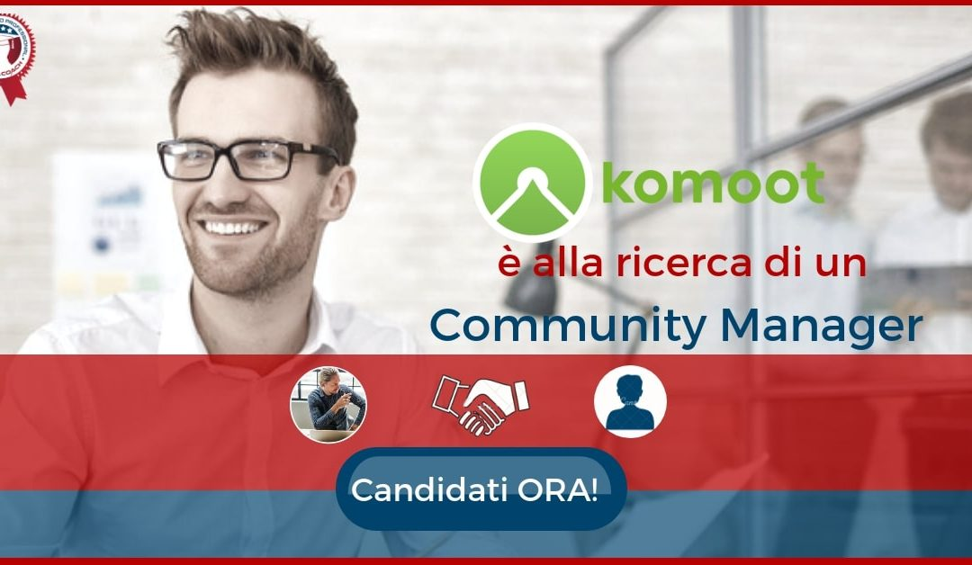 Community Manager - Roma - Komoot