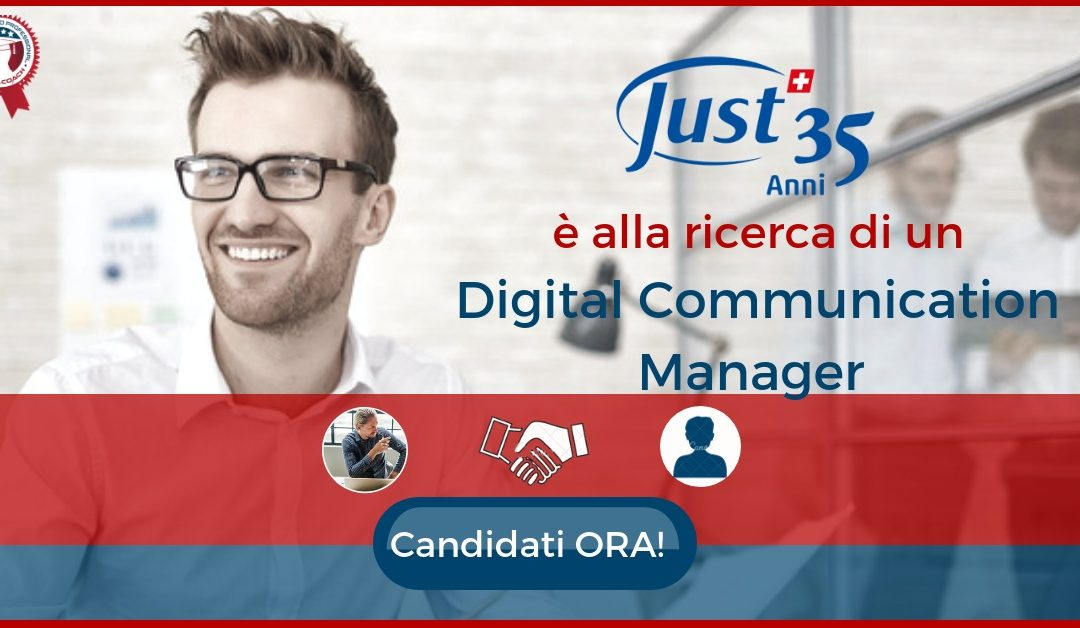 Digital Communication Manager - Grezzana - Just Italia