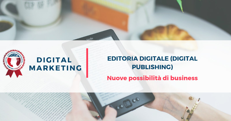 editoria digitale(digital publishing)