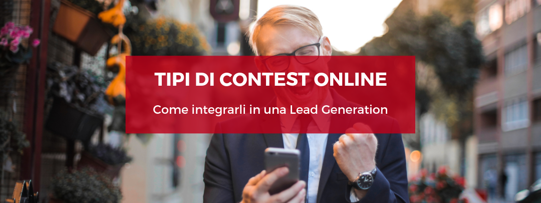 Tipi di contest online: come integrarli in una Lead Generation