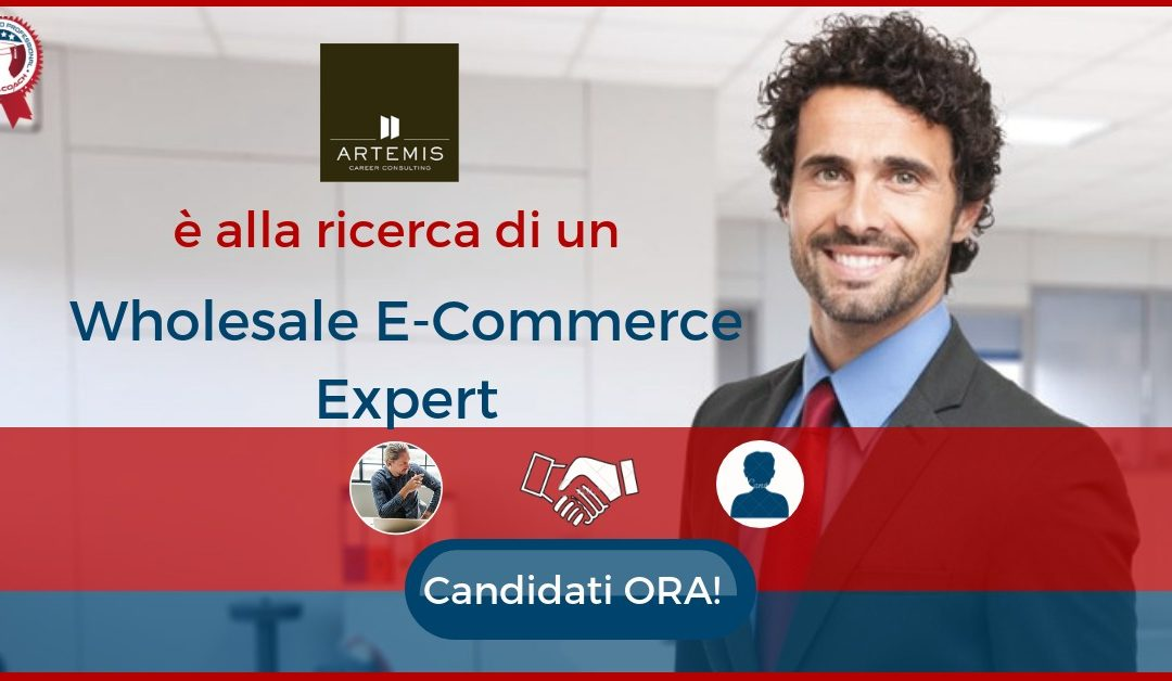 Wholesale E-Commerce Expert - Milano - Artemis Career Consulting
