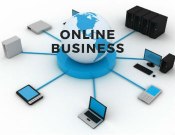 online - business