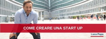 come creare una start up