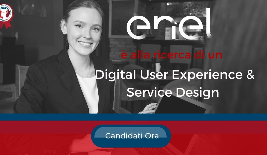 Digital User Experience & Service Design – Roma – Enel