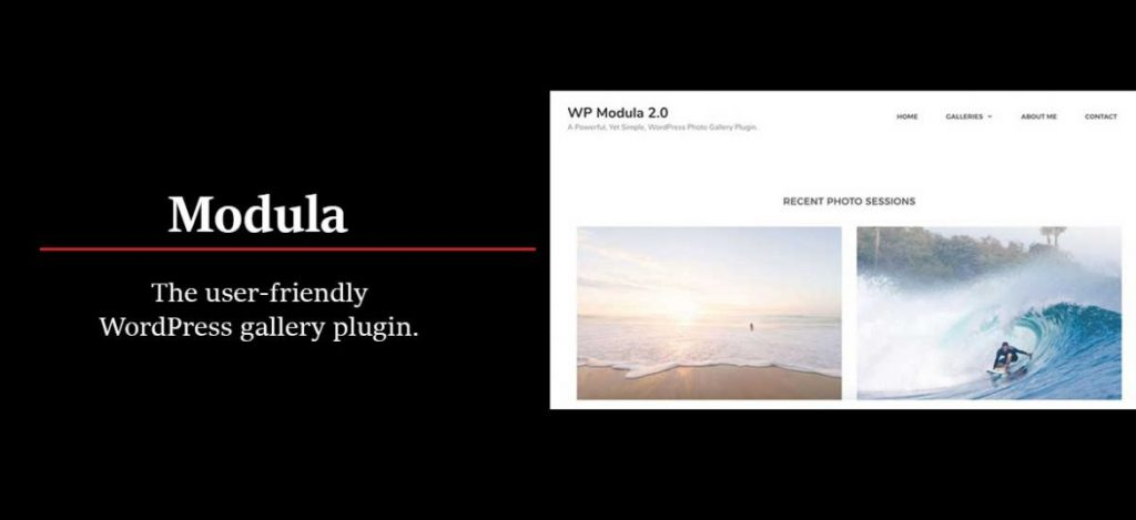 WordPress Gallery Plugin: Modula 2.0