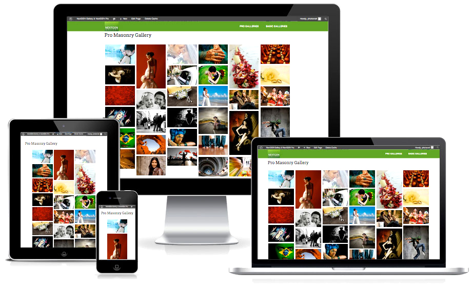 WordPress gallery Plugin: NextGen
