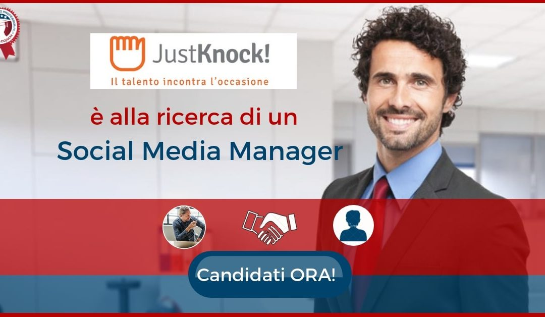 Social Media Manager – Milano – Just Knock