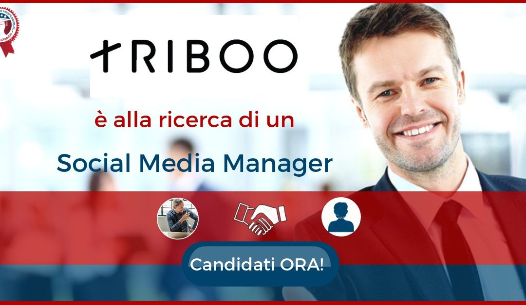 Social Media Manager - Milano - Triboo