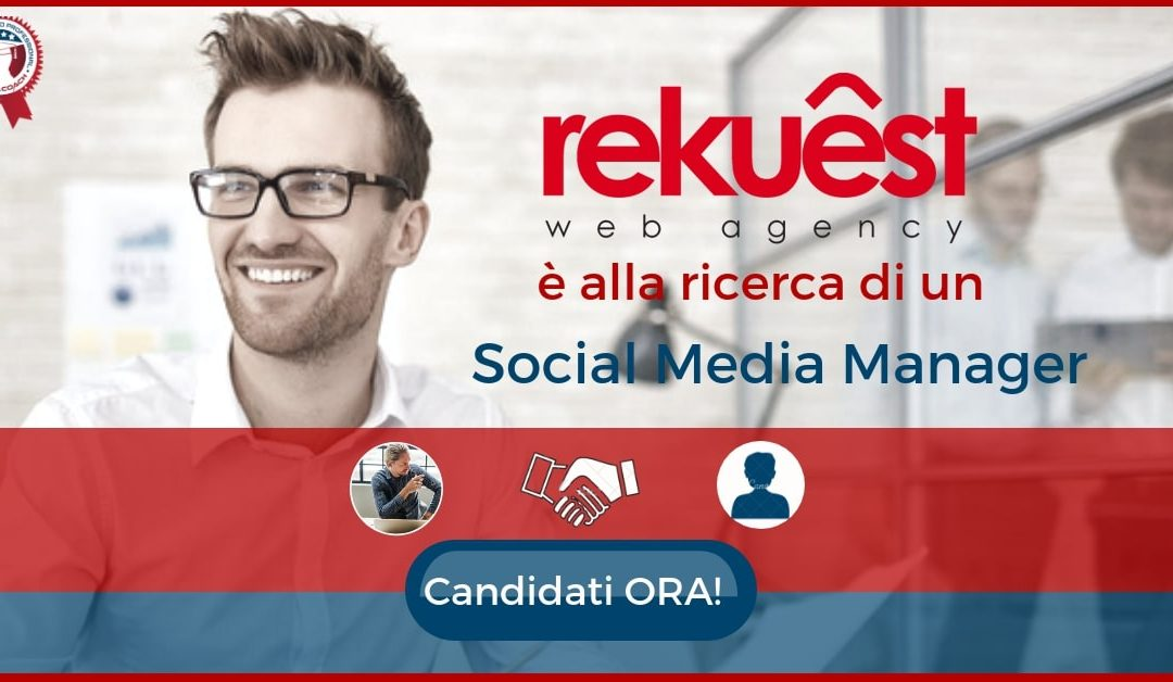 Social Media Manager - Roma - Rekuest