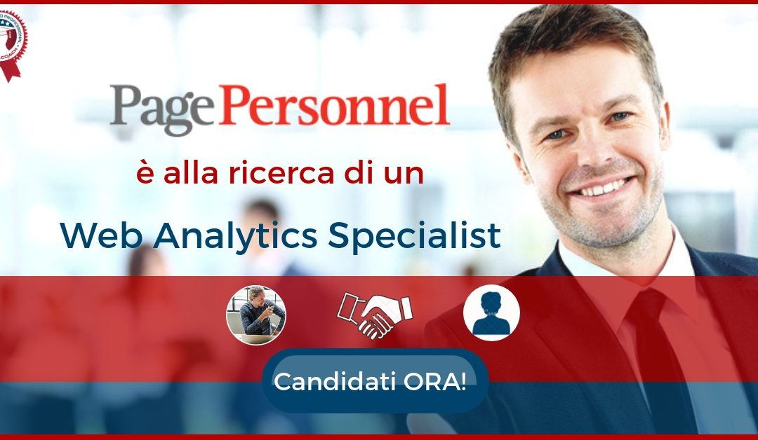 Web Analytics Specialist – Milano – Page Personnel